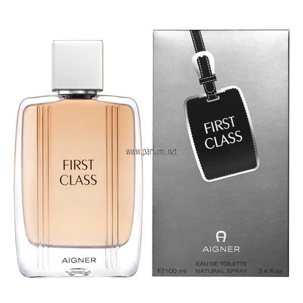 Aigner Etienne First Class EDT за мъже - 100ml