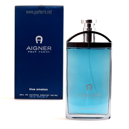 Aigner Etienne Blue Emotion EDT за мъже - 50ml.