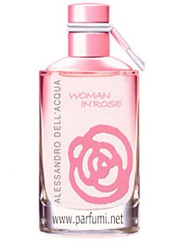 Alessandro Dell Acqua Woman In Rose EDT за жени - без опаковка-1