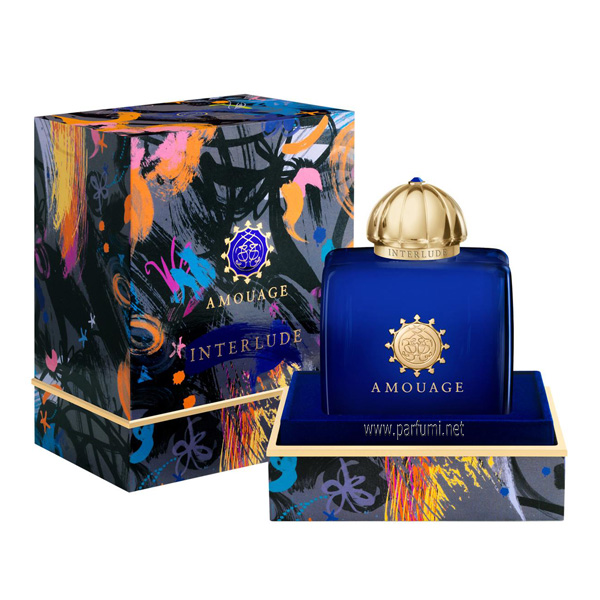 Amouage Interlude Woman EDP за жени - 50ml