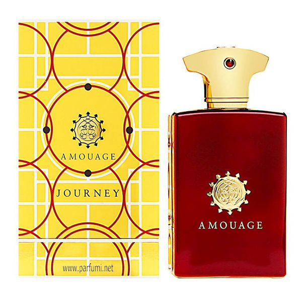Amouage Journey Man EDP за мъже - 100ml