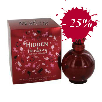 Britney Spears Hidden Fantasy EDP за жени - 100ml.