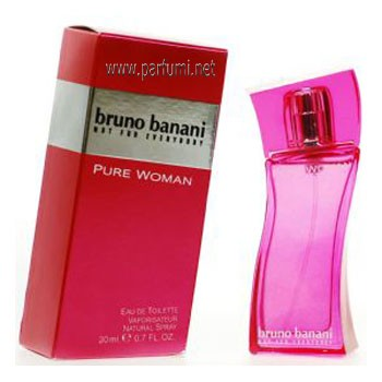 Bruno Banani Pure Woman EDT за жени - 20ml.