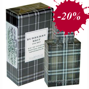 Burberry Brit EDT за мъже - 100ml.