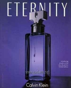 CK Eternity Purple Orchid EDP за жени - 100ml.