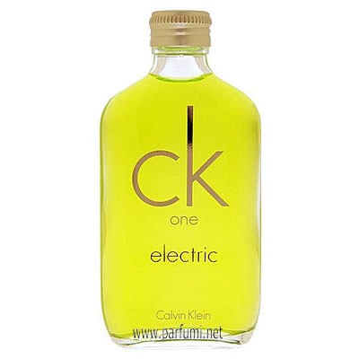 CK One Electric EDT унисекс - без опаковка - 100ml.