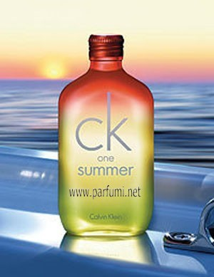 CK One Summer 2007 EDT унисекс - 100ml.