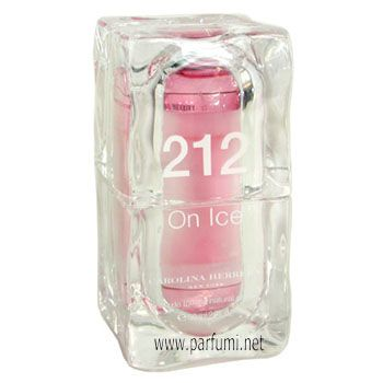 Carolina Herrera 212 On Ice EDT за жени - 60ml.
