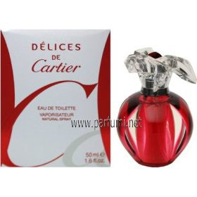 Cartier Delices EDT за жени - 50ml.