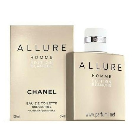 Chanel Allure Homme Edition Blanche EDT за мъже - 100ml.