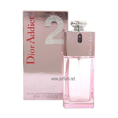 Christian Dior Addict 2 EDT за жени - 50ml.