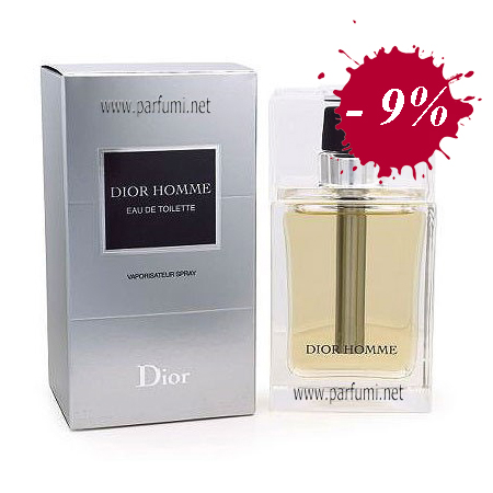 Christian Dior Dior Homme EDT за мъже - 50ml.
