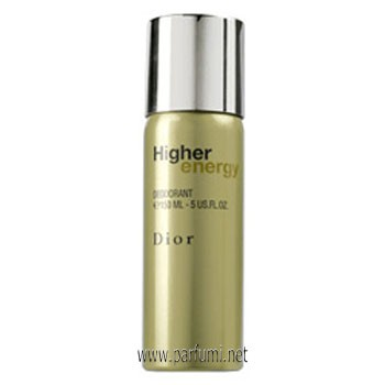 Christian Dior Higher Energy Део спрей за мъже - 150ml.