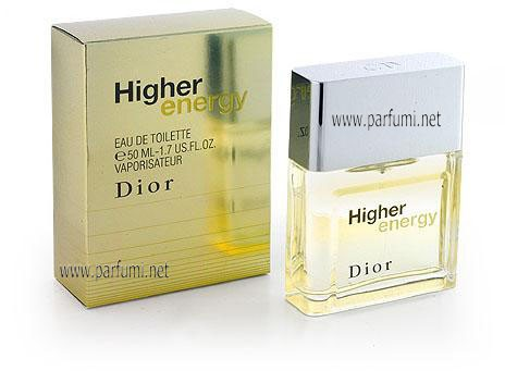 Christian Dior Higher Energy EDT за мъже - 100ml.
