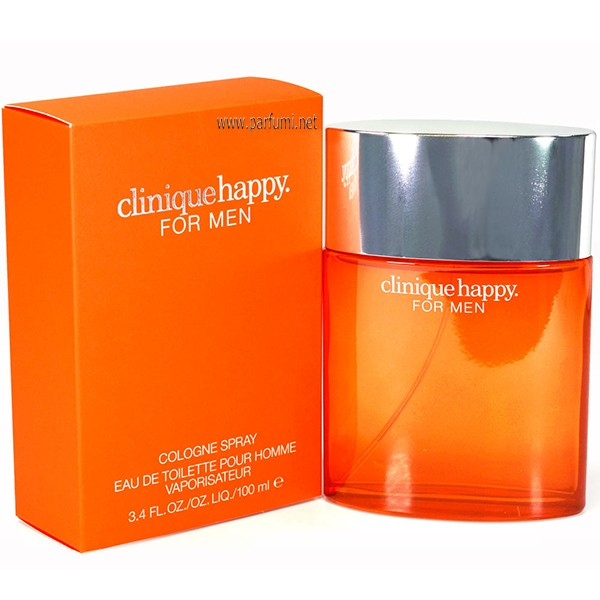 Clinique Happy EDC за мъже - 50ml.