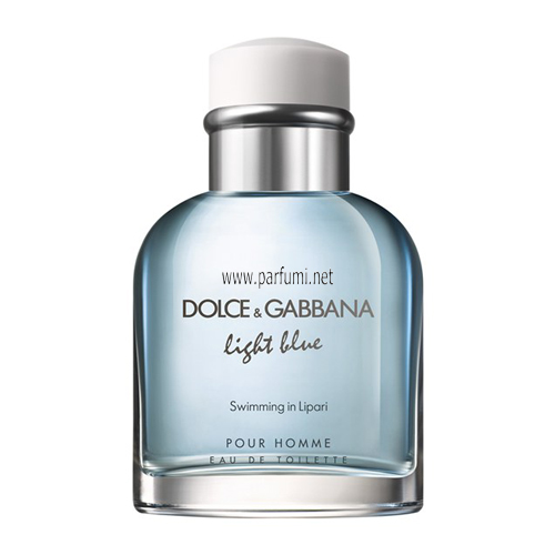 Dolce&Gabbana Light Blue Swimming in Lipari EDT за мъже - 75ml