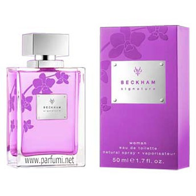 David Beckham Signature for Her EDT за жени - 75ml
