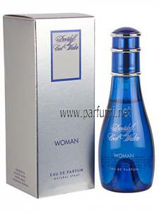 Davidoff Cool Water Silver EDP за жени - 50ml.