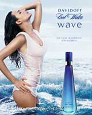Davidoff Cool Water Wave EDT за жени - 30ml.