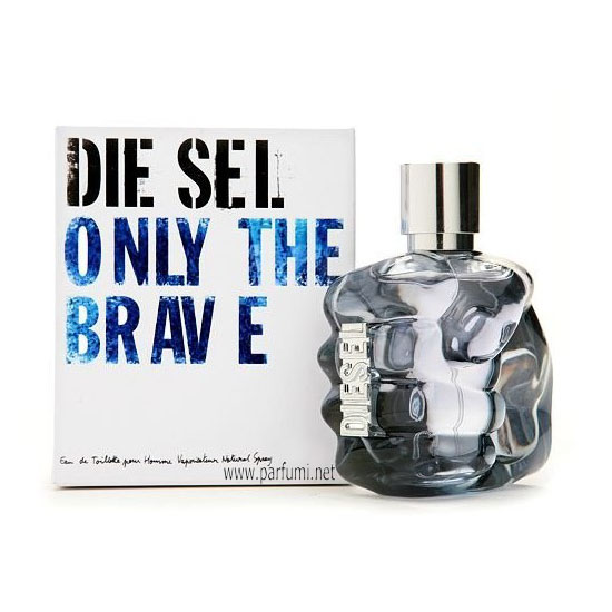 Diesel Only The Brave EDT за мъже - 125ml