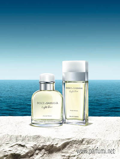 Dolce&Gabbana Light Blue Escape to Panarea EDT за жени - 25ml