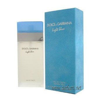 Dolce&Gabbana Light Blue EDT за жени - 50ml.