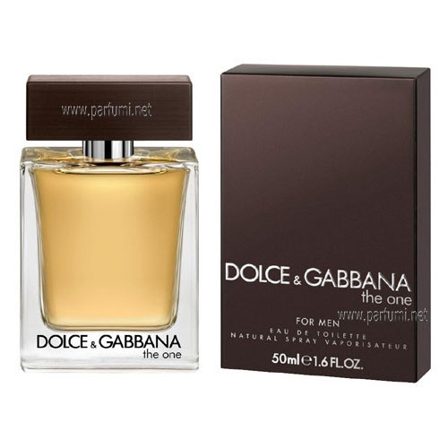 Dolce&Gabbana The One EDT за мъже - 100ml.