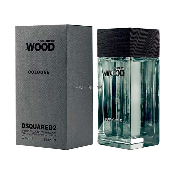 DSQUARED² He Wood Cologne EDT за мъже - 150ml
