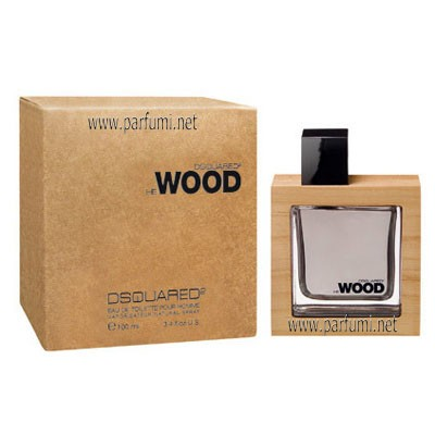 DSQUARED² He Wood EDT за мъже - 100ml.