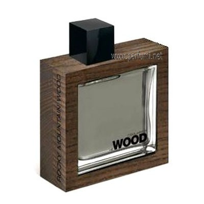 DSQUARED² He Wood Rocky Mountain EDT - без опаковка - 100ml