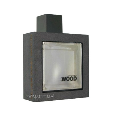 DSQUARED² He Wood Silver Wind Wood EDT-без опаковка-100ml