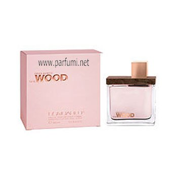 DSQUARED² She Wood EDP за жени - 50ml.