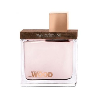 DSQUARED² She Wood EDP �� ���� - ��� �������� - 50ml