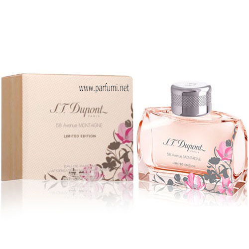 Dupont 58 Avenue Montaine Limited Edition EDP за жени - 90ml