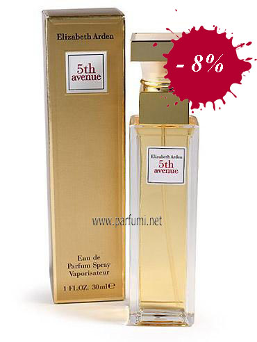 Elizabeth Arden 5th Avenue EDP за жени - 125ml.