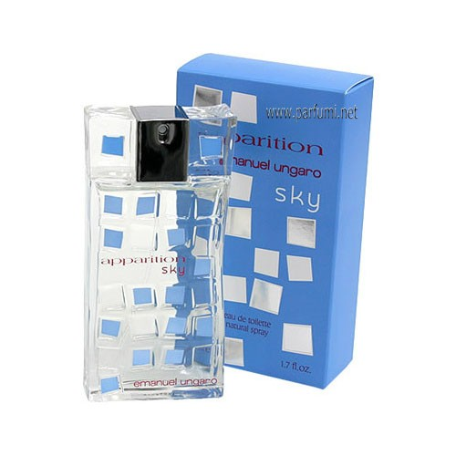 Emanuel Ungaro Apparition Sky EDT за жени - 50ml.