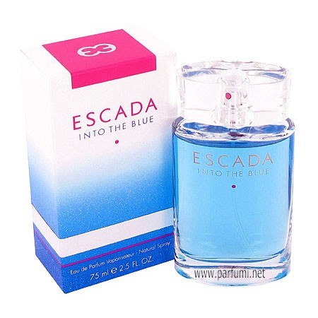 Escada Into the Blue EDP за жени - 75ml.