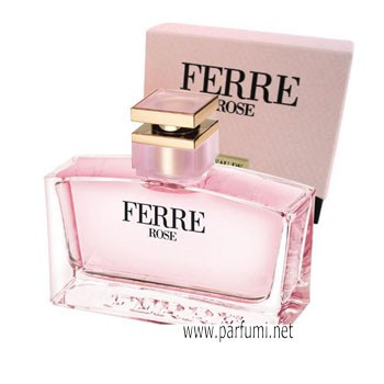 Gianfranco Ferre Ferre Rose EDT парфюм за жени - 100ml.