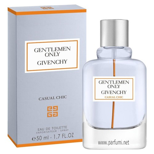 Givenchy Gentlemen Only Casual Chic EDT за мъже - 100ml