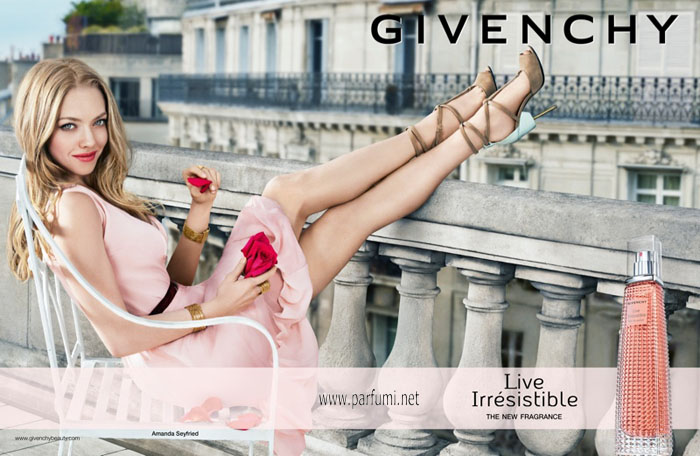 Givenchy Live Irresistible EDP за жени - 40ml.