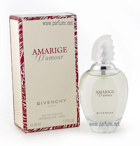 Givenchy Amarige d' Amour EDT за жени - 30ml.
