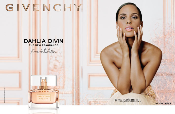 Givenchy Dahlia Divin EDT за жени - 75ml