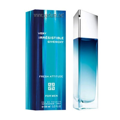 Givenchy Very Irresistible Fresh Attitude EDT за мъже - 100ml.