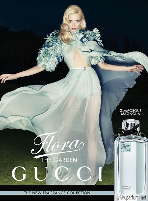 Gucci Flora by Gucci Glamorous Magnolia EDT за жени - 50ml