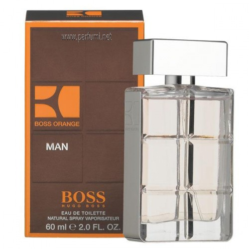 Hugo Boss Boss Orange EDT парфюм за мъже - 40ml