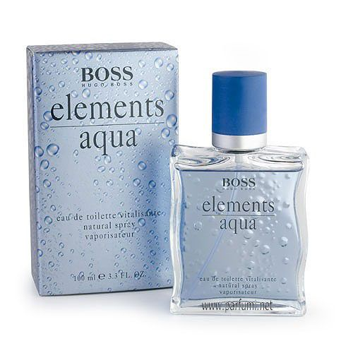 Hugo Boss Elements Aqua EDT за мъже - 100ml.
