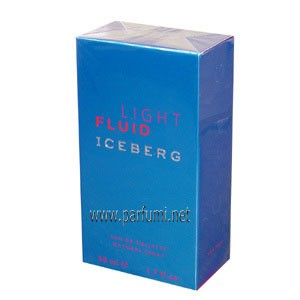 Iceberg Fluid Light EDT за мъже - 100ml.