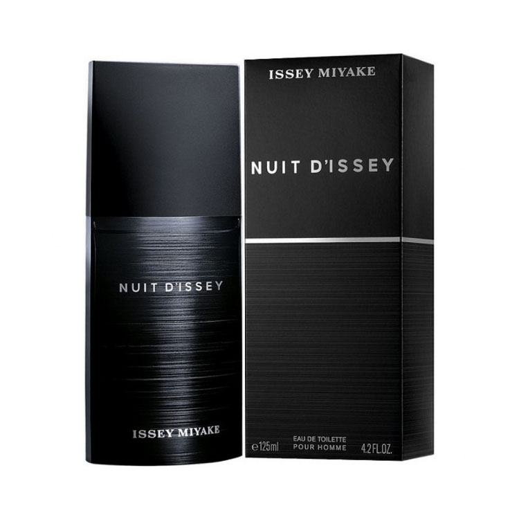 Issey Miyake L'Eau D'Issey Nuit EDT за мъже - 125ml