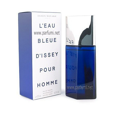 Issey Miyake L'Eau Bleue d'Issey Pour Homme - 125ml.