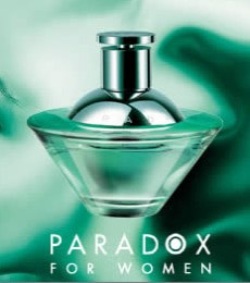 Jacomo Paradox Green EDT за жени - 100ml.